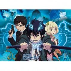 Αφίσα Rin + Yukio + Shiemi (52x38)