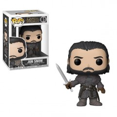 Φιγούρα Jon Snow Beyon the Wall (Funko POP)