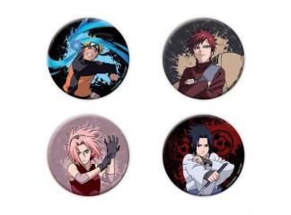 Κονκάρδες Χαρακτήρες Naruto