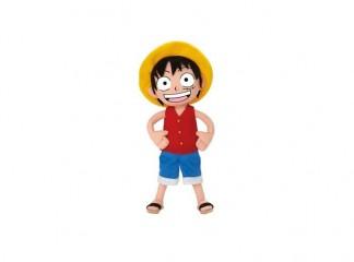 Λούτρινο Luffy (20cm)