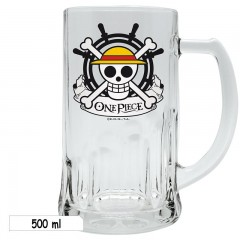 Ποτήρι Μπύρας Straw Hat Pirates