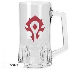 Ποτήρι Μπύρας Horde Crest (500ml)