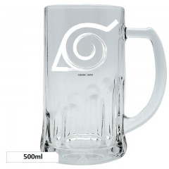Ποτήρι Μπύρας Konoha (500ml)