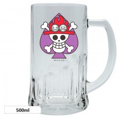 Ποτήρι Μπύρας Spade Pirates (500ml)