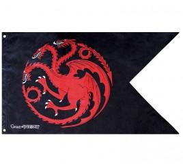 Σημαία-Λάβαρο Targaryen (70x120cm)