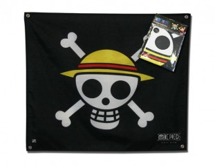 Σημαία Straw Hat Pirates (60x50cm)