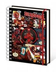 Τετράδιο Here comes Deadpool (A5)