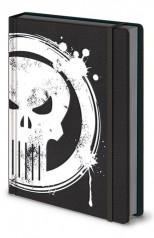 Τετράδιο Punisher (A5)
