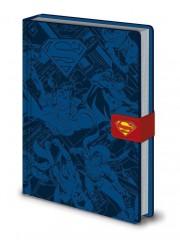 Τετράδιο Superman Montage (A5)