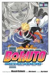 Boruto - Manga Boruto Τόμος 2 (English)