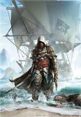 Αφίσα Edward on shore (61x91,5)