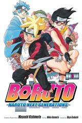 Manga Boruto Τόμος 3 (English)