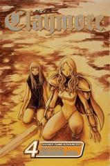 Manga Claymore Τόμος 4 (English)