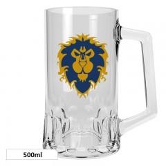 Ποτήρι Μπύρας Alliance Crest (500ml)