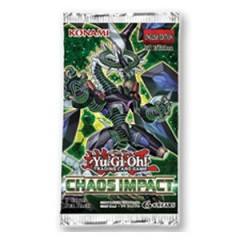 Yugioh Booster Pack: Chaos Impact