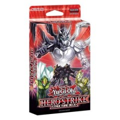 Yugioh Structure Deck Hero Strike