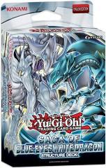 Yugioh Structure Deck Saga of Blue Eyes White Dragon