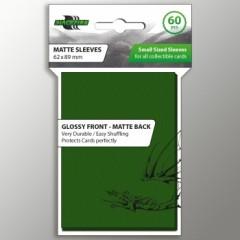 Blackfire Small Sleeves - Green (60 Sleeves)