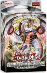 Yugioh Structure Deck: Cyber Dragon Revolution