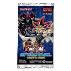 Booster Pack Speed Duel: Trials of the Kingdom
