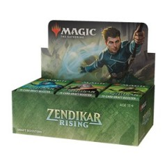 Draft Booster Display Zendikar Rising (Japanese)