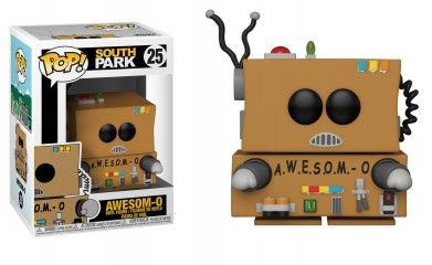 Φιγούρα Awesom-O (Funko POP)