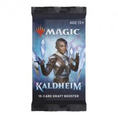 Draft Booster Pack Kaldheim