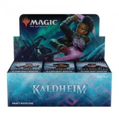 Draft Booster Display Kaldheim