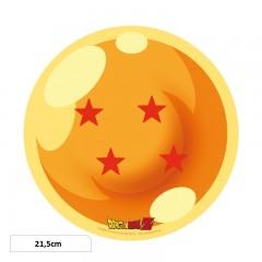 Mousepad 4-star Dragon Ball (Flexible)