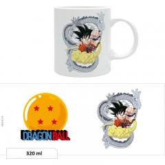Κούπα Goku + Shenron (320 ml)