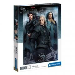 Puzzle Ciri, Yennefer & Geralt (1000 pieces)