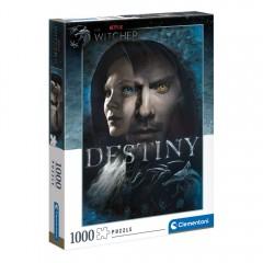 Puzzle The Witcher - Destiny (1000 pieces)