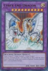Cyber End Dragon (SDCS-EN041) - 1st Edition