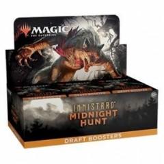 Draft Booster Display Innistrad Midnight Hunt