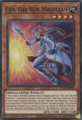 Eda the Sun Magician (LIOV-EN093) - 1st Edition