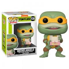 Φιγούρα Michelangelo - TMNT 2 (Funko POP) #1136