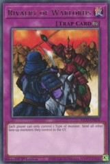 Rivalry of Warlords (KICO-EN058) - 1st Edition