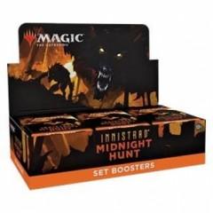 Set Booster Display Innistrad Midnight Hunt