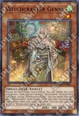 Witchcrafter Genni (MP21-EN006) - 1st Edition