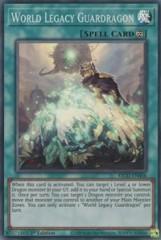 World Legacy Guardragon (KICO-EN056) - 1st Edition