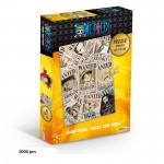 Puzzle One Piece - Wanted (1000 pieces)